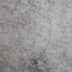 Jewelry - Sterling Silver #5 Necklace.